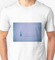 Liberty in the Fog  Unisex T-Shirt