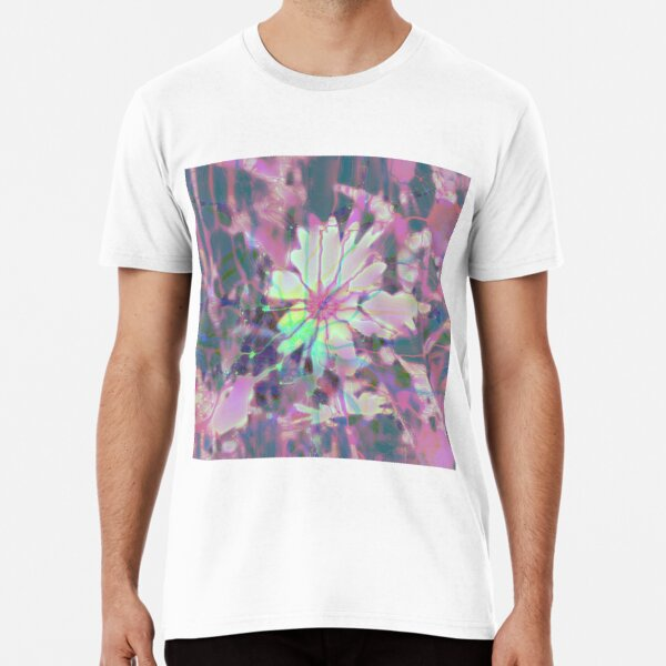 Floral abstraction Premium T-Shirt