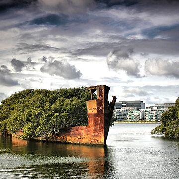 SS Ayrfield by Mattpenfold