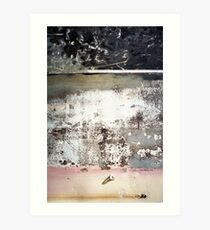 oxidation Art Print