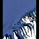 """Ocean Meets Ice"" - phone by Michelle Lee Willsmore"
