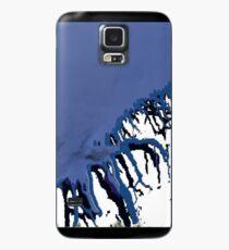 """Ocean Meets Ice"" - phone Case/Skin for Samsung Galaxy"