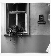 14 Elizabetes Iela, Rīga Poster