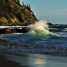 Anson Bay - Norfolk Island by Greg Earl