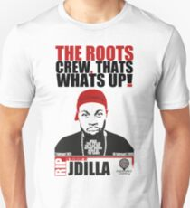 TRIBUTE TO THE GREAT J DILLA T-Shirt