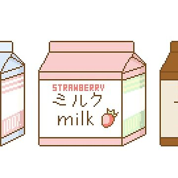 Milk Box Set by milkytart