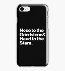 The Roots Questlove Head to the Stars Threads iPhone Case/Skin