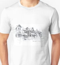 Kensington Primary School Melbourne. Elizabeth Moore Golding© Unisex T-Shirt