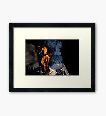 030/365 Framed Print