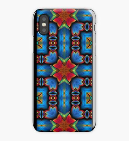 Fall Quilt for iPhone iPhone Case