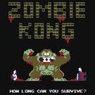 Zombie Kong by macmarlon