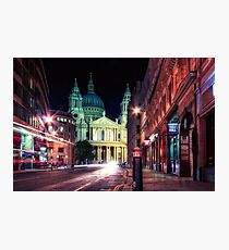Saint Paul's Cathedral Photographic Print