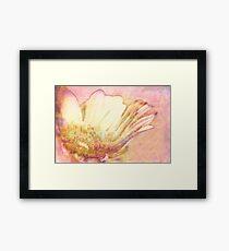 Fleur VIII Framed Print