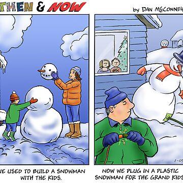 December by Cartoonydan