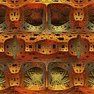 Metal Menger by Lyle Hatch