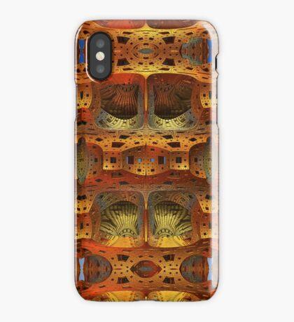 Metal Menger iPhone Case