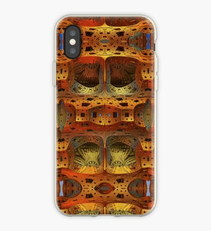 Metal Menger iPhone Case