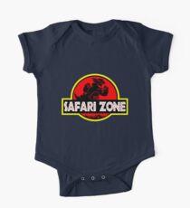 safari zone One Piece - Short Sleeve
