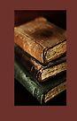 Stack Of Books iPhone von Evita