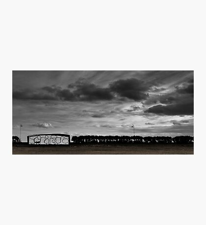The Sky's The Limit! Photographic Print
