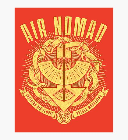 Avatar Air Nomad Photographic Print