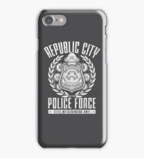 Avatar Republic City Police Force iPhone Case/Skin
