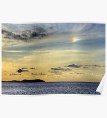 Rainbow Cloud Poster