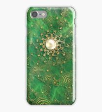 Beneath the Emerald Sea iPhone Case/Skin