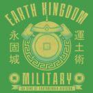 Avatar Earth Kingdom by Adho1982