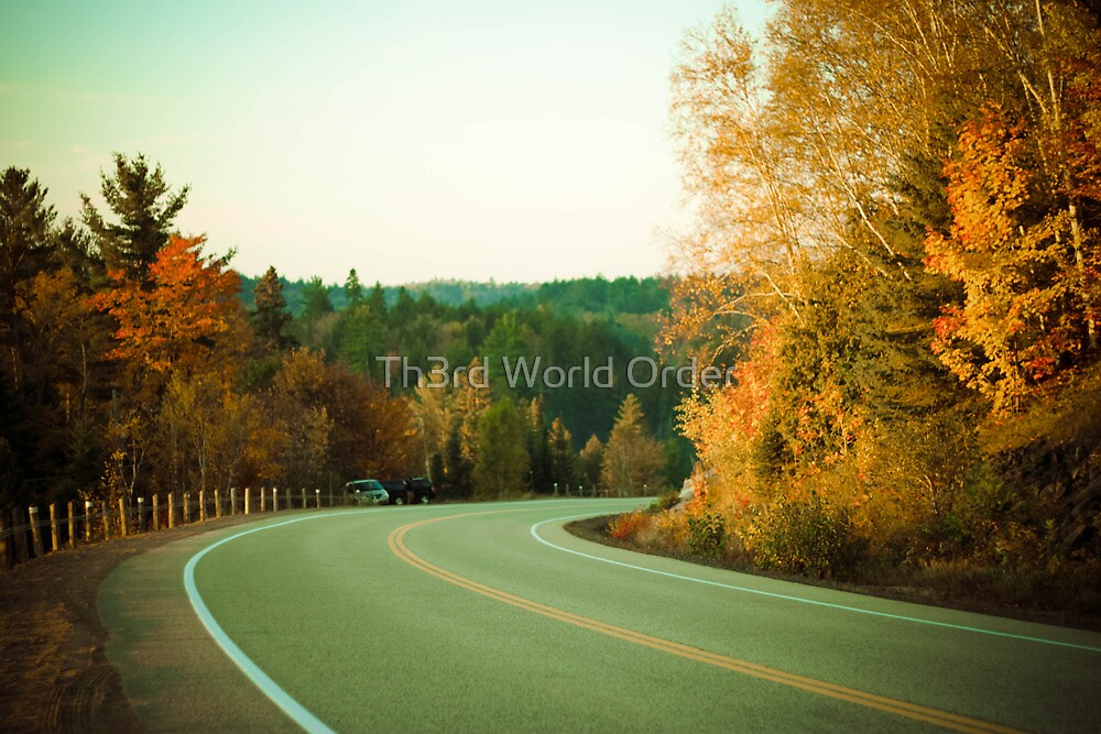 ...on the road again by Th3rd World Order
