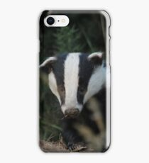 Badger iPhone Case/Skin