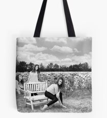 And they prepared for the moments to come... Tote Bag