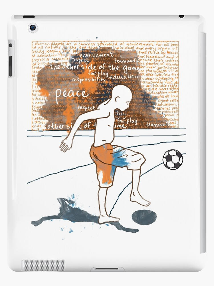 I love Soccer by Ludwig Wagner