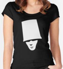 Buckethead Women's Fitted Scoop T-Shirt
