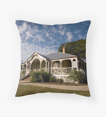 Lars Andersen House, Esk Throw Pillow
