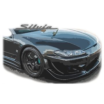 S15 Silvia by Andyzter