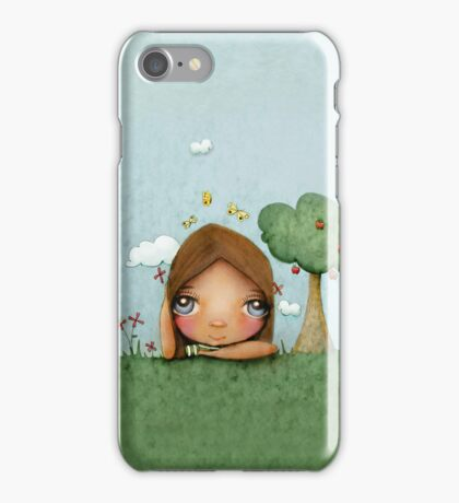 daydreams iPhone case iPhone Case/Skin