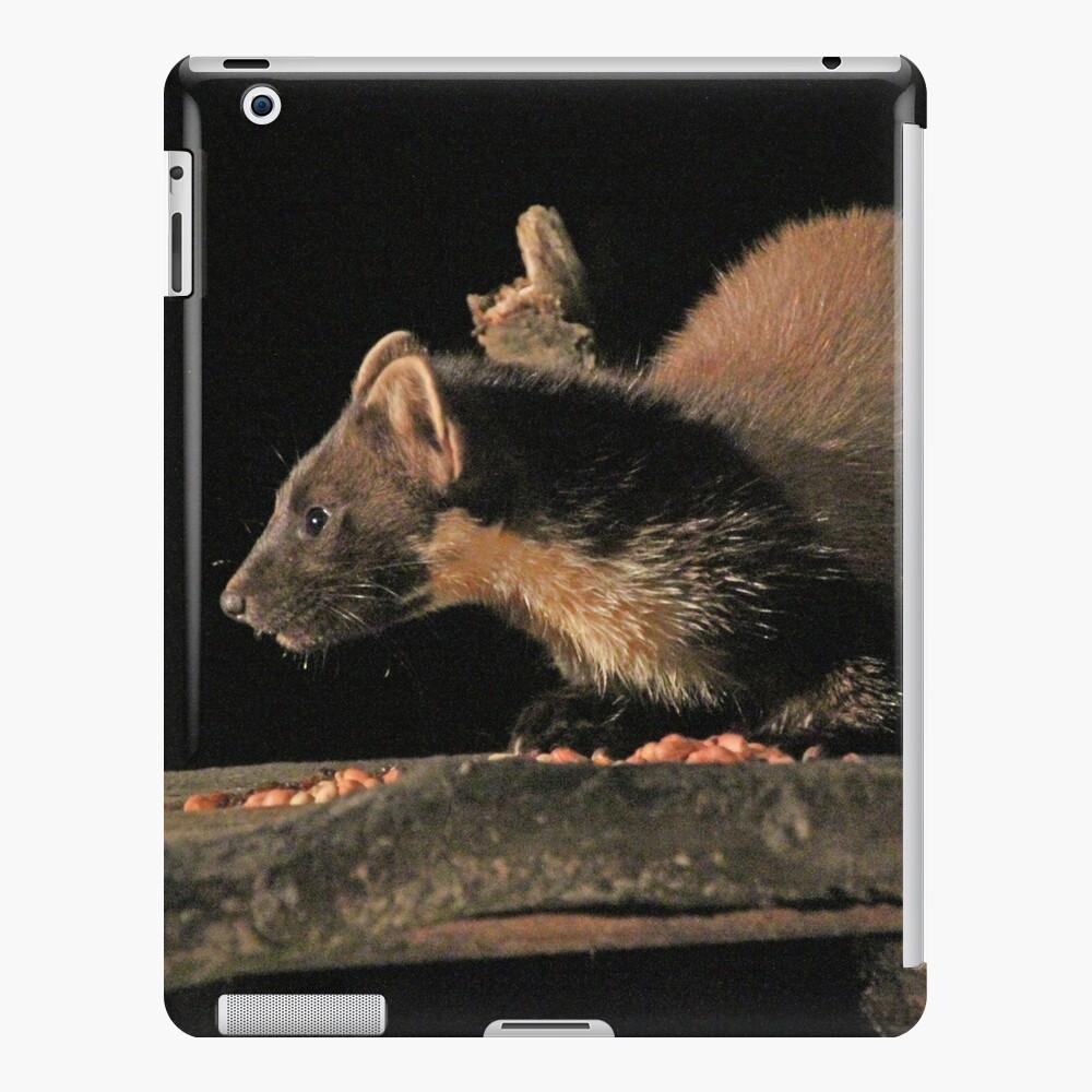 Pine marten iPad Case & Skin
