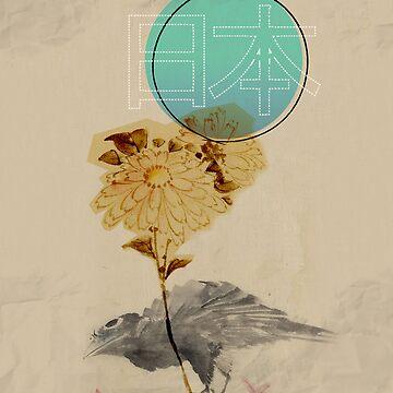 Nihon (Japan) by pidgenhorn