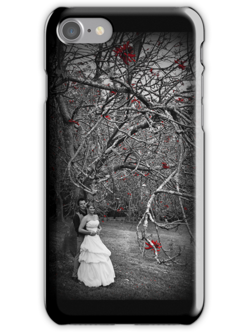 Wedding Photo Case by Shannon  Dand