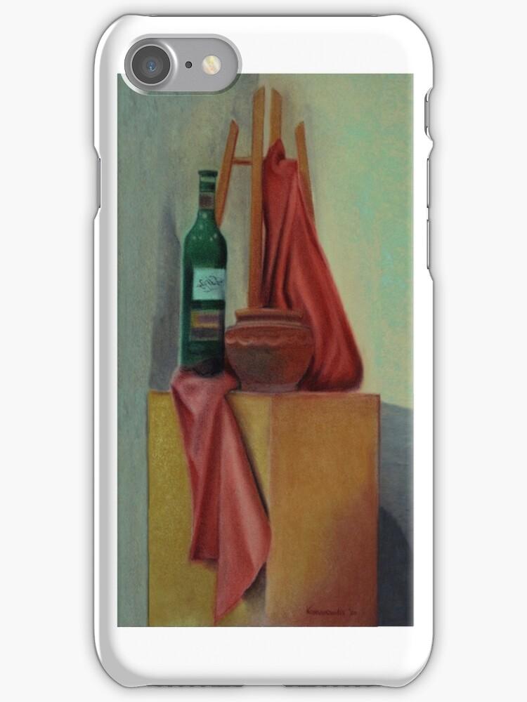 Still Life at Studio - the iPhone case by Kostas Koutsoukanidis