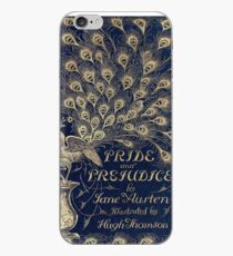 Pride and Prejudice Peacock Cover iPhone Case