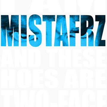 Two-Face tee by MistaFrz