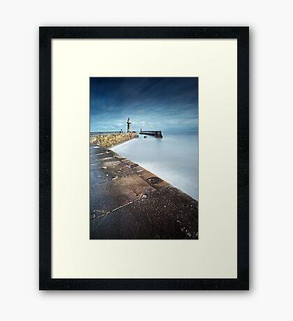 Seaward Framed Print