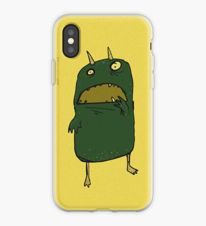 gosh oh gosh iPhone Case