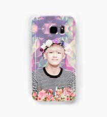 BTS/Bangtan Sonyeondan - Flower Boy Kim Taehyung Samsung Galaxy Case/Skin