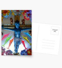 Dead Kitsch Twisted Beauty Postcards