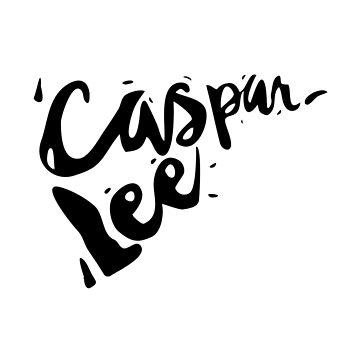 Caspar Lee - Logo by FunCasesUK