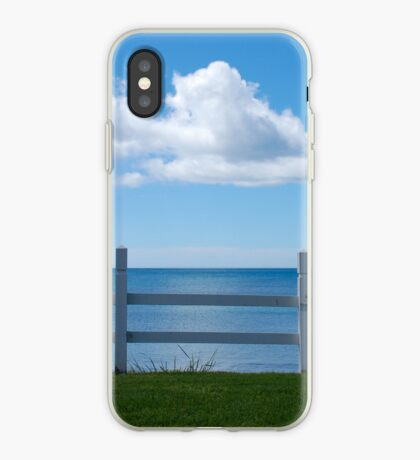 beside the sea - tasmania - iphone/samsung galaxy cover iPhone Case