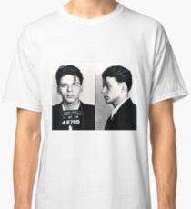 Frank Sinatra Mug Shot Classic T-Shirt